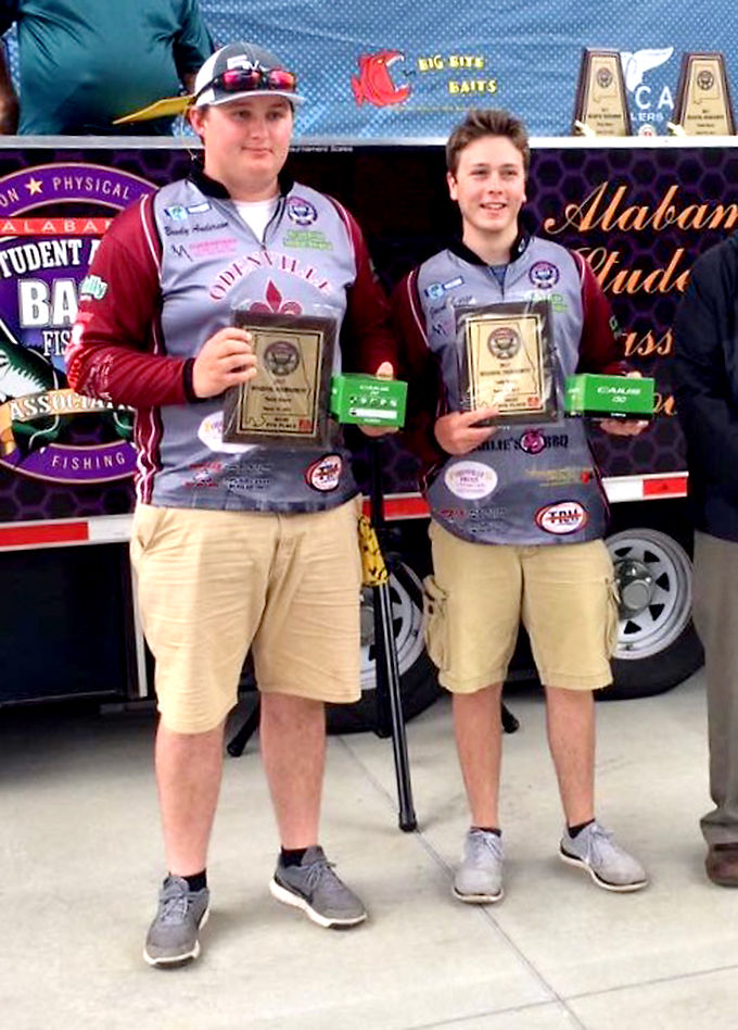 Bass Fishing Association (ASABFA) tournament