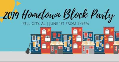 Pell City Hometown Block Party