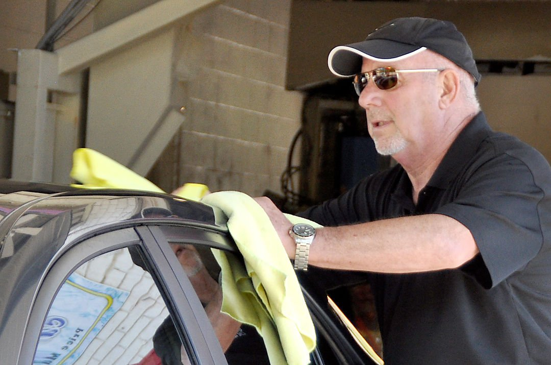 Classic Car Wash Owner, Terry Ogle