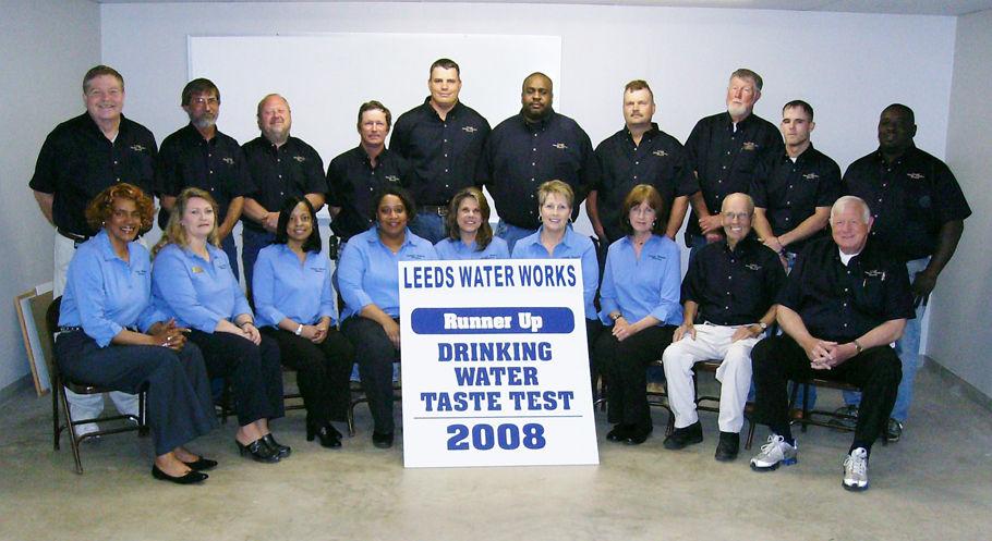 Leeds Water Works Board - Charcey Glenn