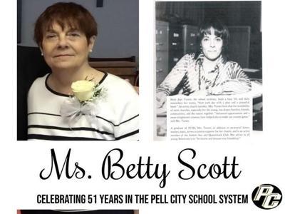 Betty Scott Retirement