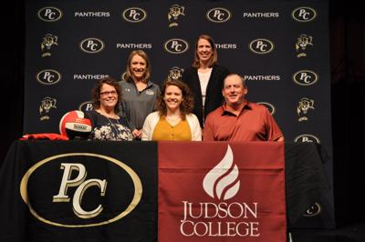 PCHS volleyball scholarship