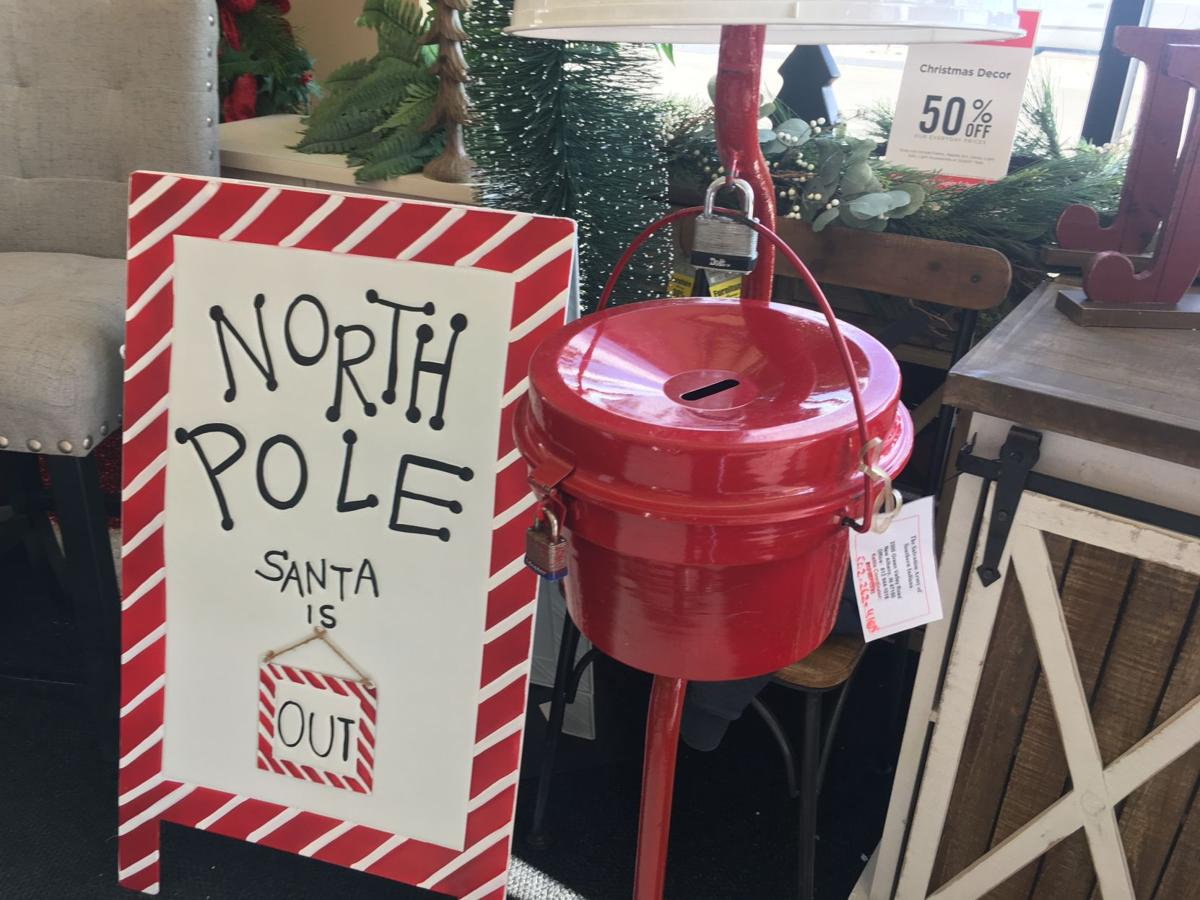 Salvation Army Red Kettles-2
