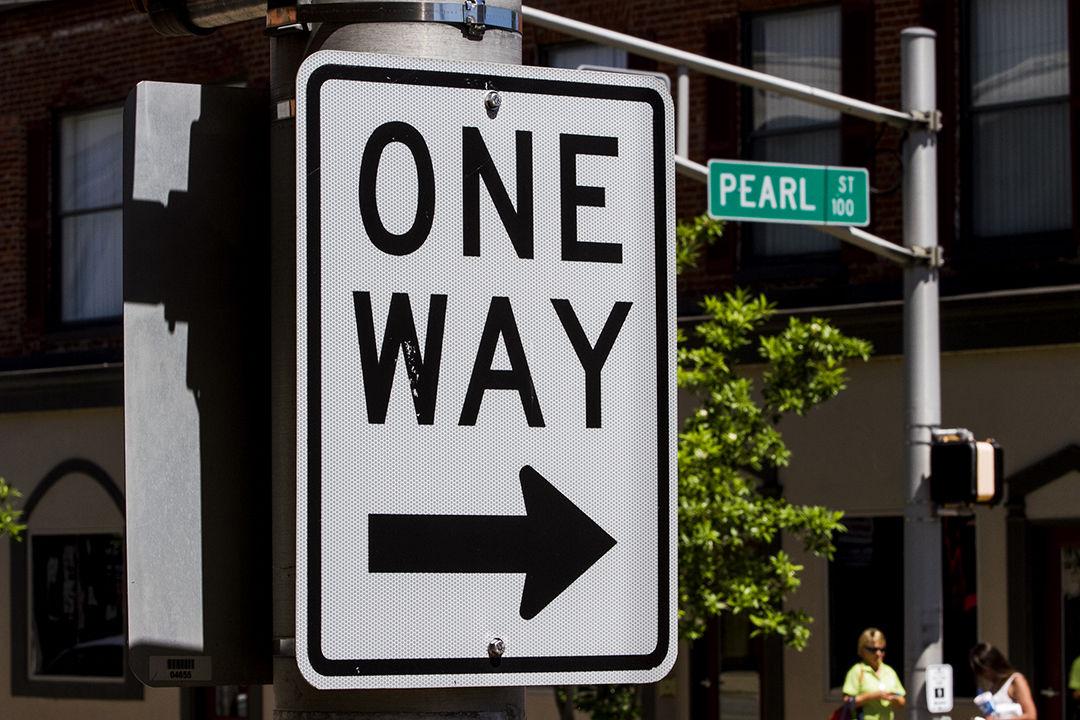 Saturday Spotlight: One-way streets pic01