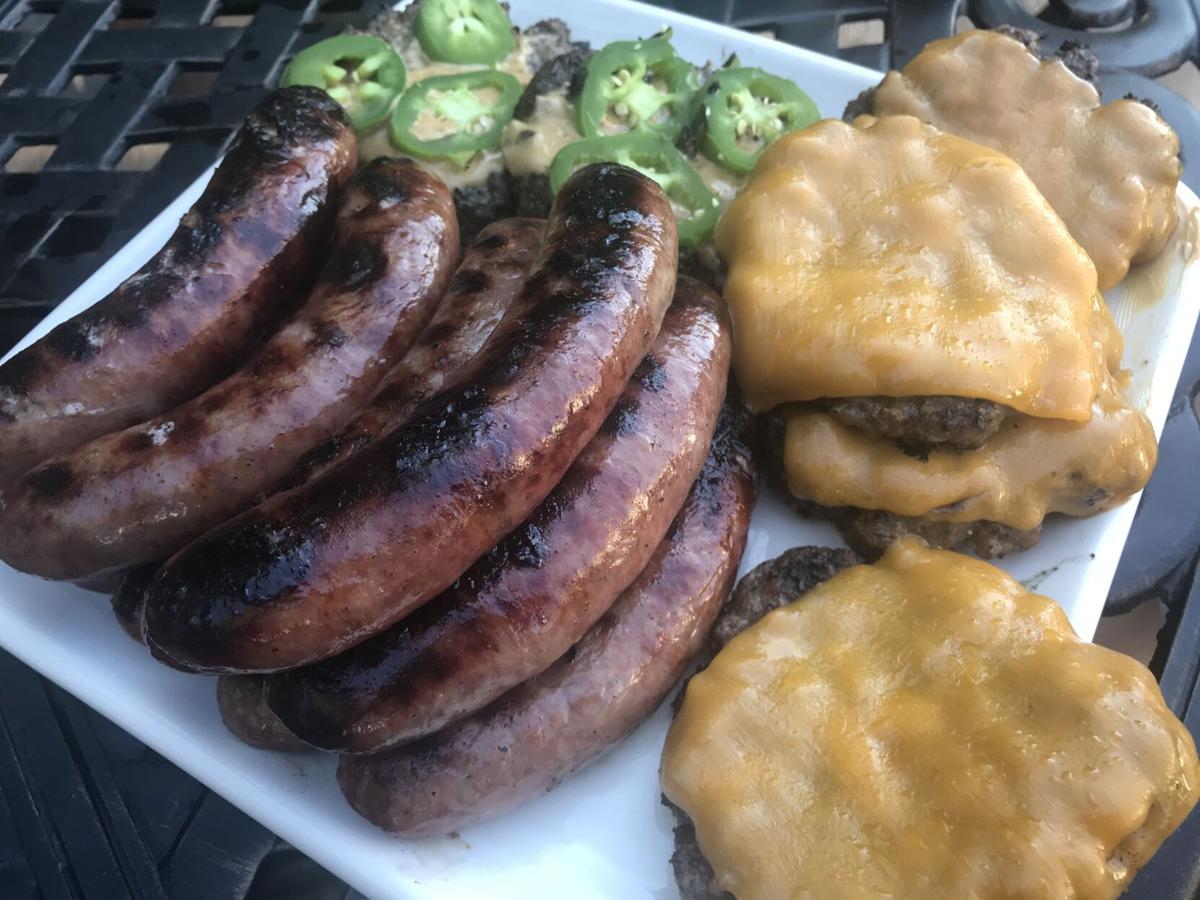 bbq my way burgers and brats