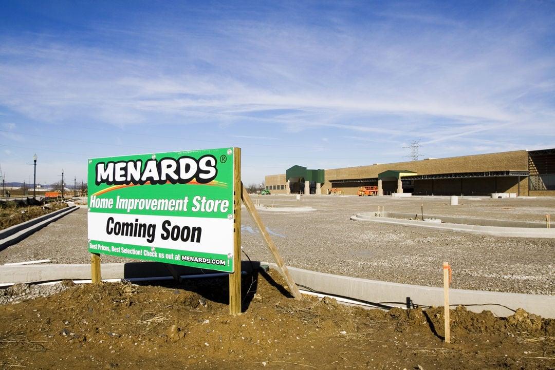 Million Retail Center Coming To Jeffersonvilles Veterans - Does menards deliver