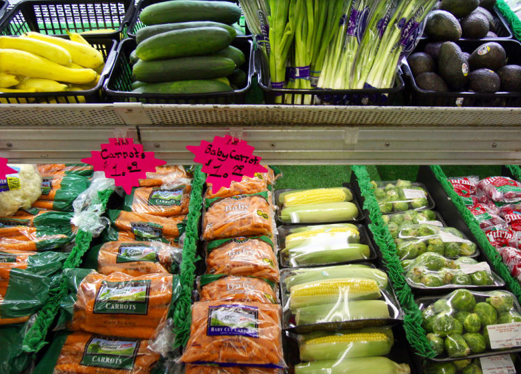 Eating healthy for less: Saving money