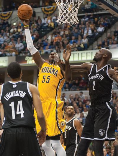 NBA PLAYOFFS  Like a year ago b804073eb