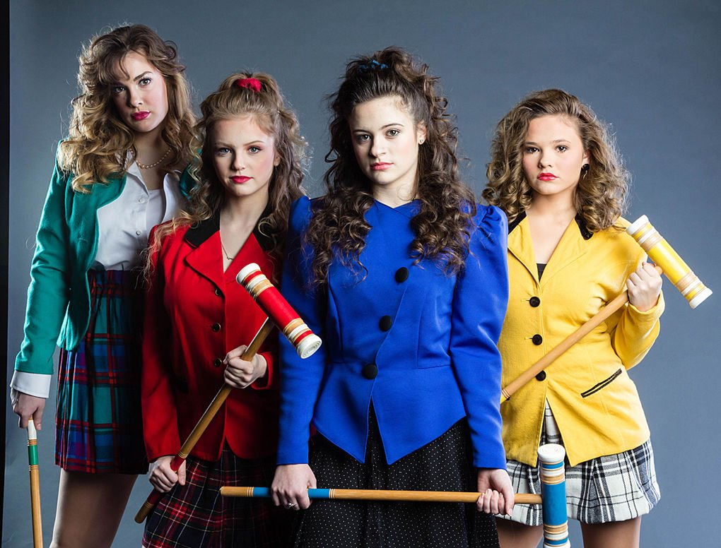 A REFLECTION OF REALITY: 'Heathers' at Jeffersonville High ...