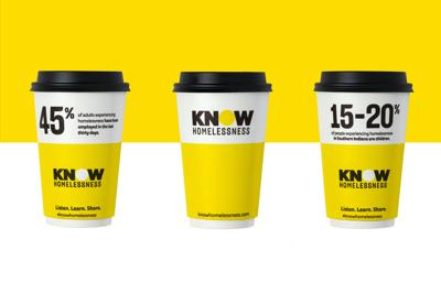 Know Homelessness campaign