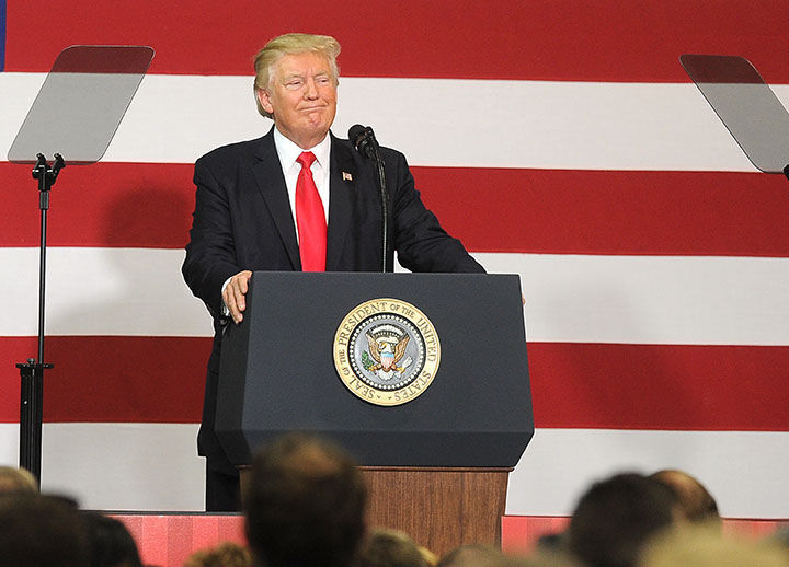 President To Speak In Indianapolis Wednesday