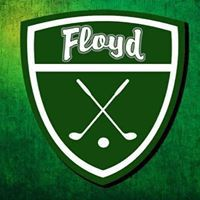 Floyd Central golf logo