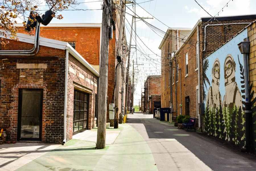 Quills Coffee Shop Moving To Alley