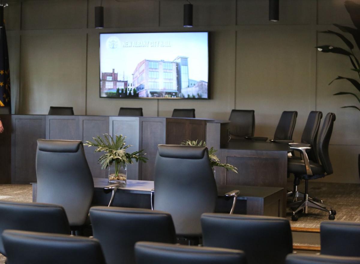 New Albany City Hall-2