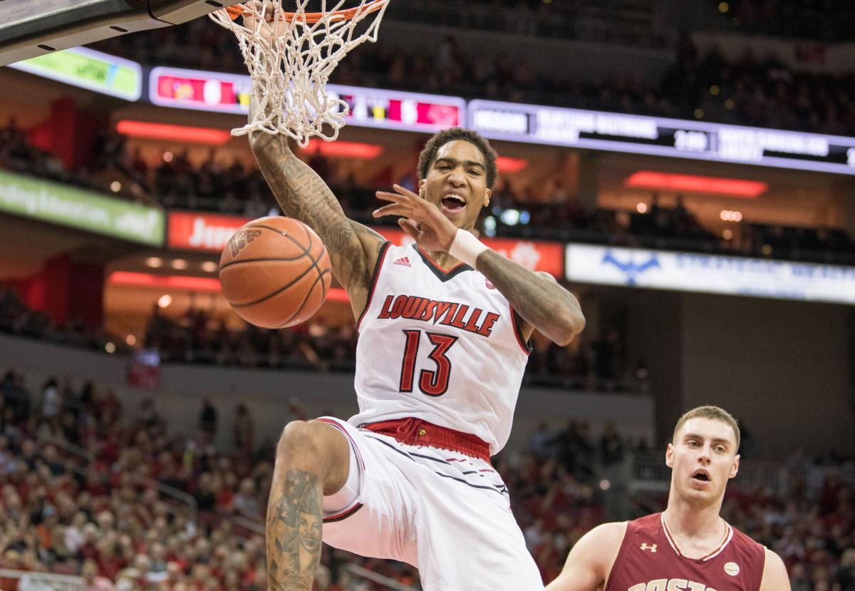 College Basketball Louisvilles Spalding To Enter Nba Draft