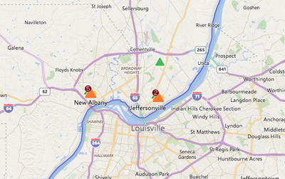 Over 300 Southern Indiana residents without power | News ...