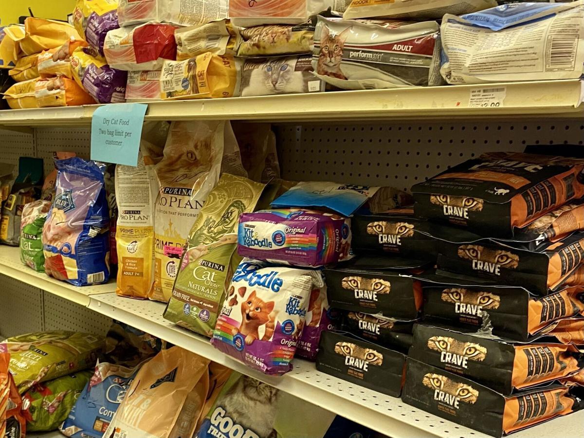 Mitzy's shelves