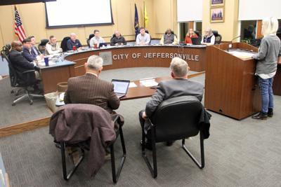 Jeffersonville City Council
