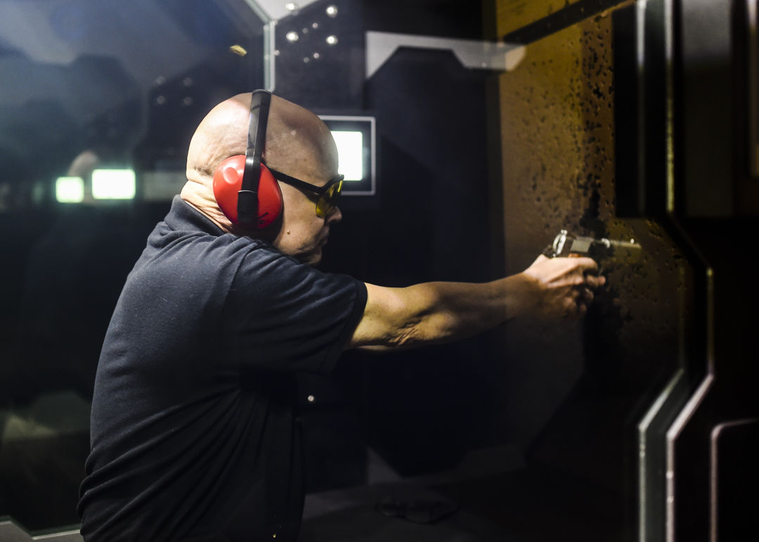 VIDEO: Recently opened Clarksville shooting range stresses