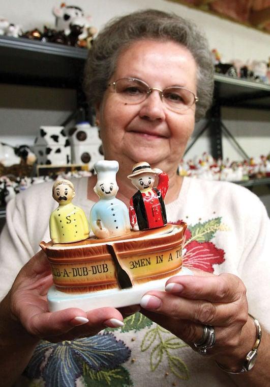 Henryville Couple Finds Spice Of Life In Salt And Pepper Utensils News Newsandtribune Com