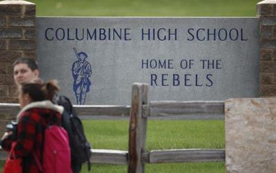 Columbine High School 20 years later