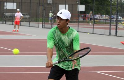 BOYS' TENNIS: Floyd Central headed to state | Sports