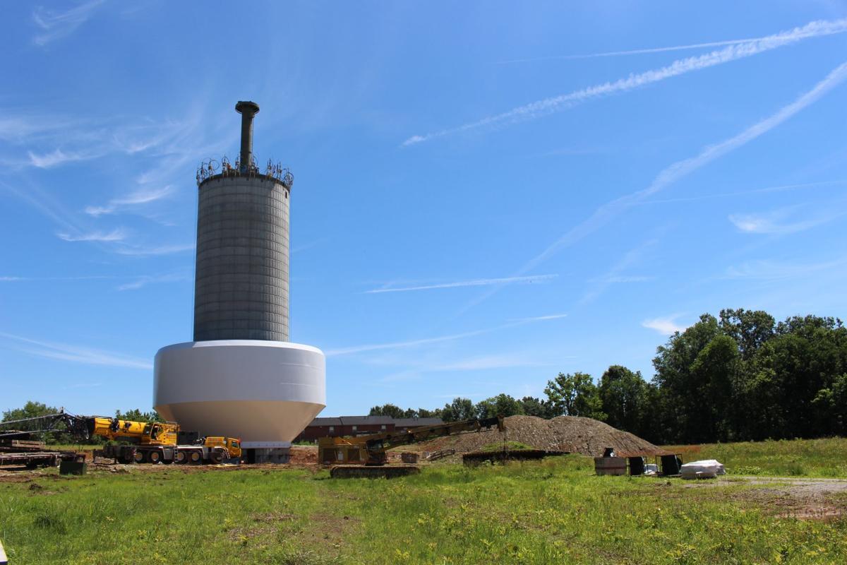 Water tank - 3