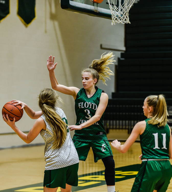 Floyd Central Girls Basketball preview-2