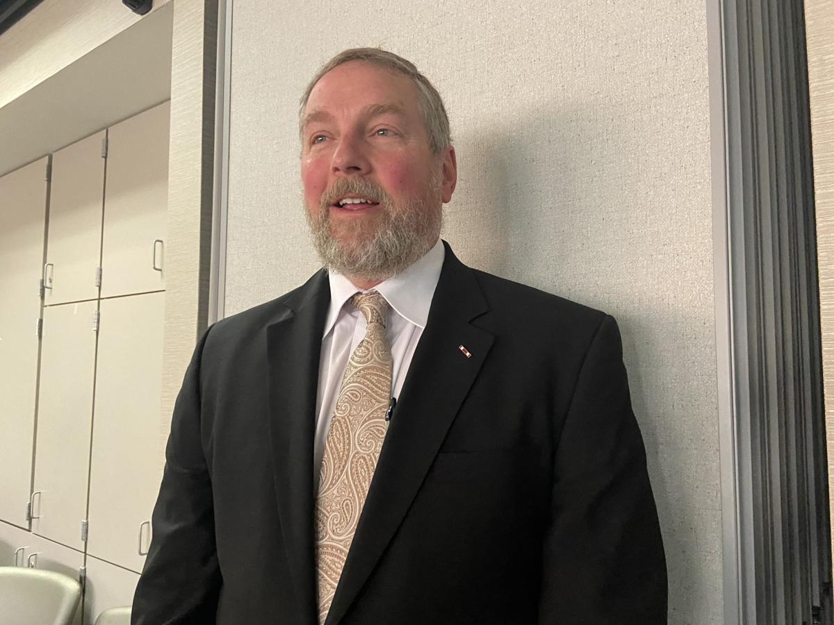Floyd County Health Officer Dr. Tom Harris (copy)