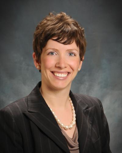 Candidate Anna Murray
