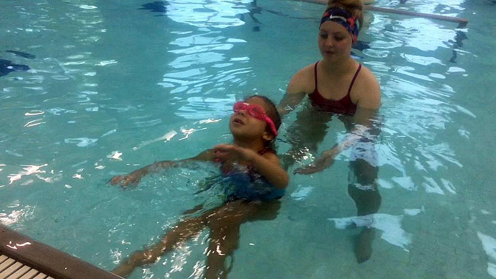 Swim lessons-3