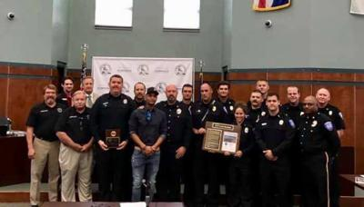 Clarksville fire recognized for rescue