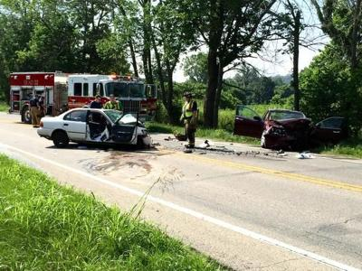 Head-on accident shuts down Ind  64 in Georgetown   News