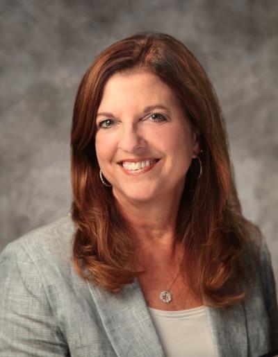 Linda Speed, president/CEO Community Foundation