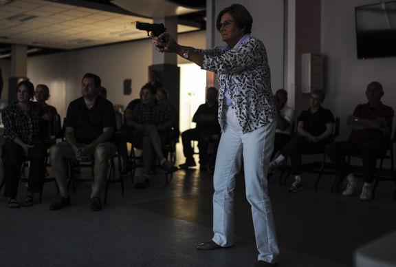 JPD Citizens Academy Firearm 1