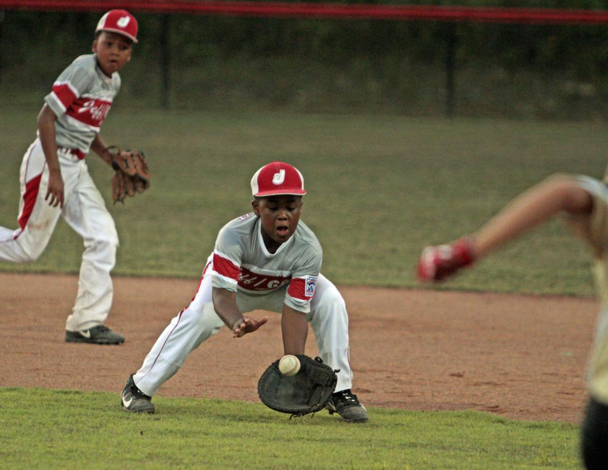 Little League Baseball Jeff Grc Rides Big Innings To Win Sports Newsandtribune Com
