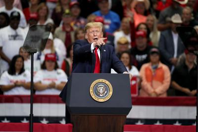 Pulse of the Voters: President Trump (copy)