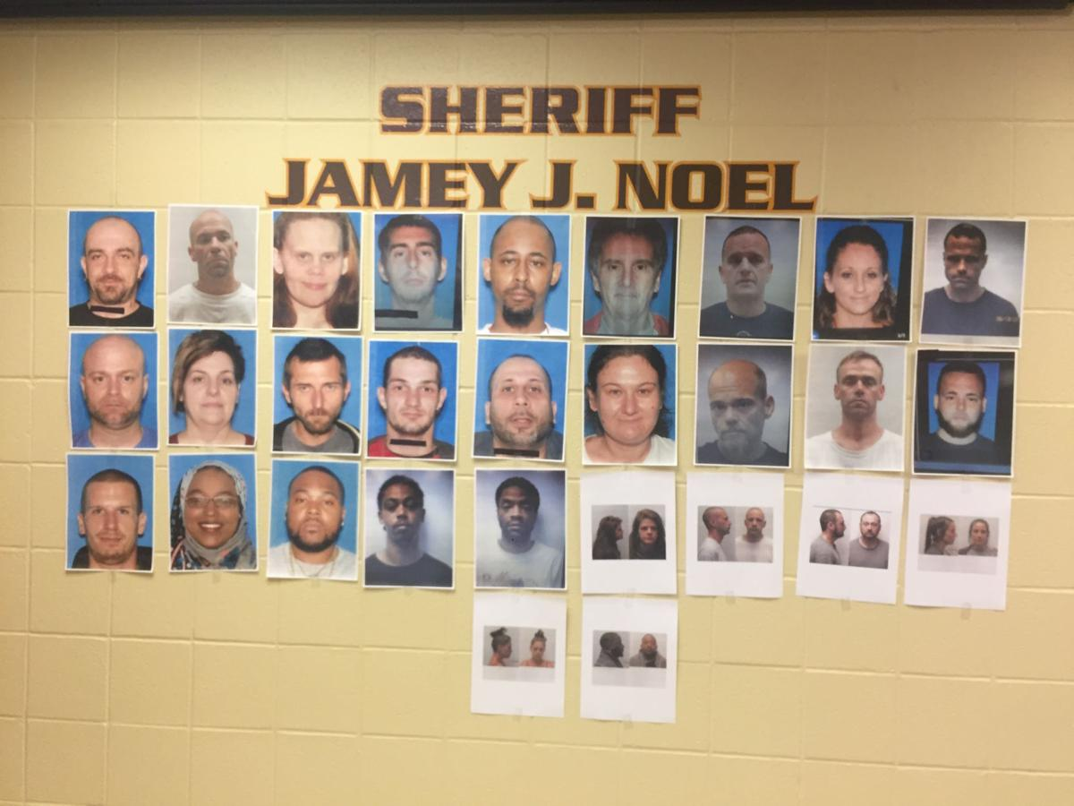 UPDATE: More than 20 nabbed for dealing narcotics around Clark