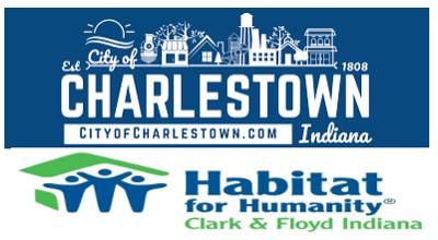 Charlestown, Habitat for Humanity log0