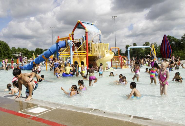 Area Pools Open Saturday News
