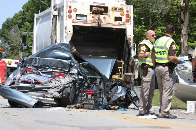 Borden teenager killed in five-vehicle crash on Ind  60 | Local News