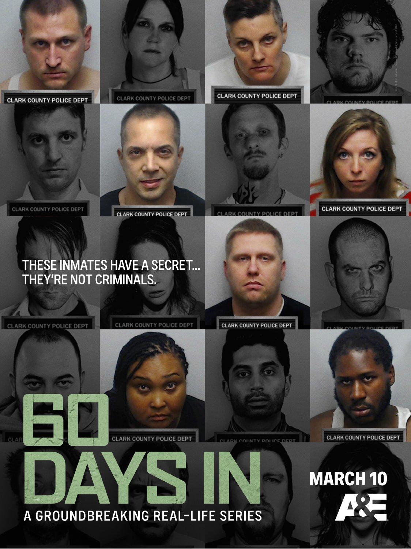 '60 Days In' promo