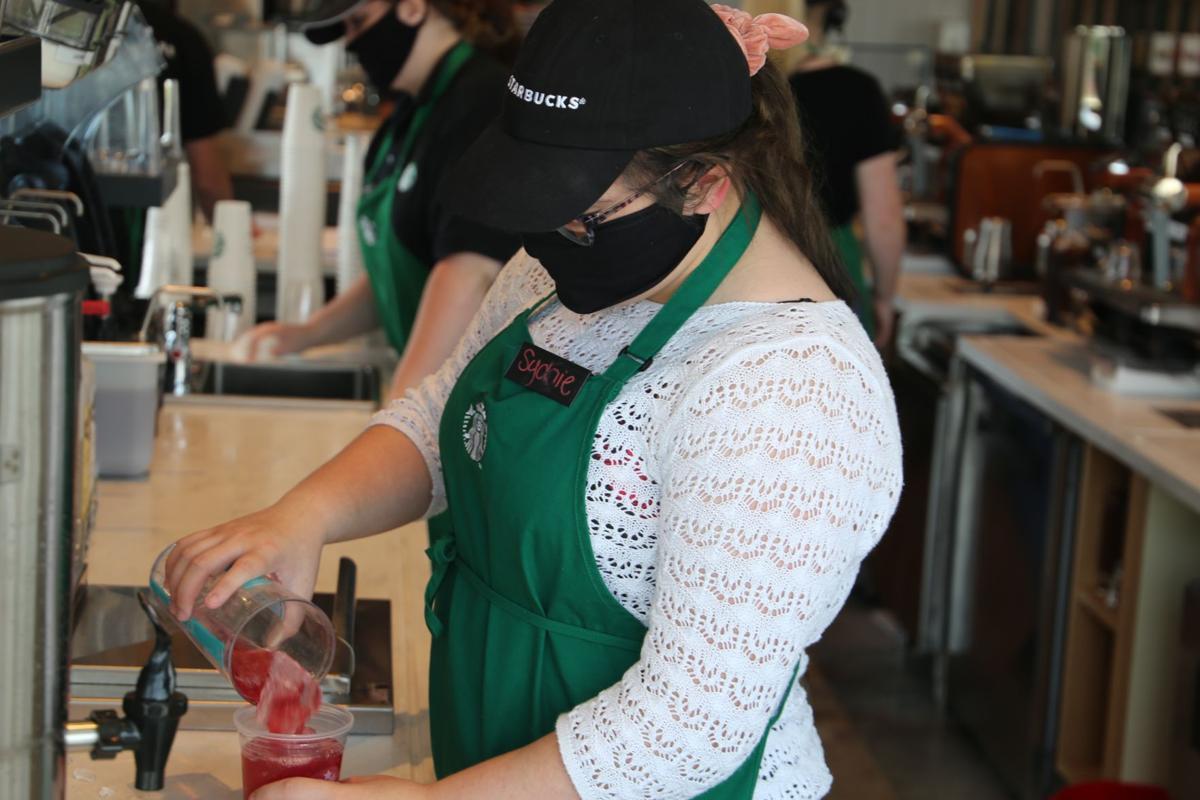 Starbucks Indiana