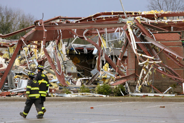 weather channel to air henryville tornado documentary