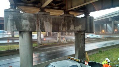 Interstate repairs