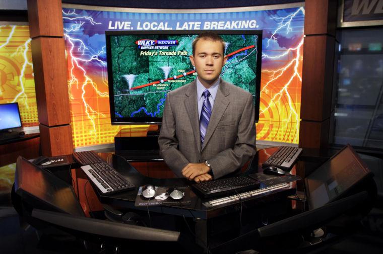 Tornado hit home for Henryville meteorologist   Clark County