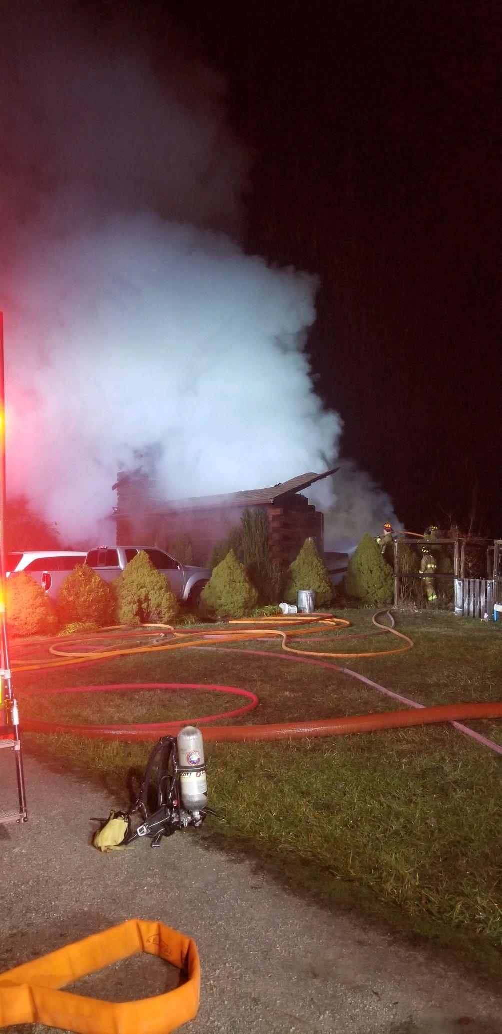 Fatal fire Floyd County