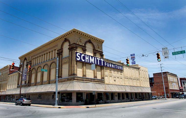 Schmitt Furniture Exterior