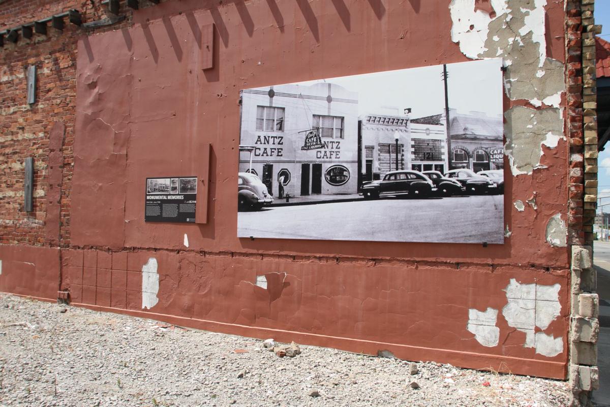 Joints of Jeffersonville - mural