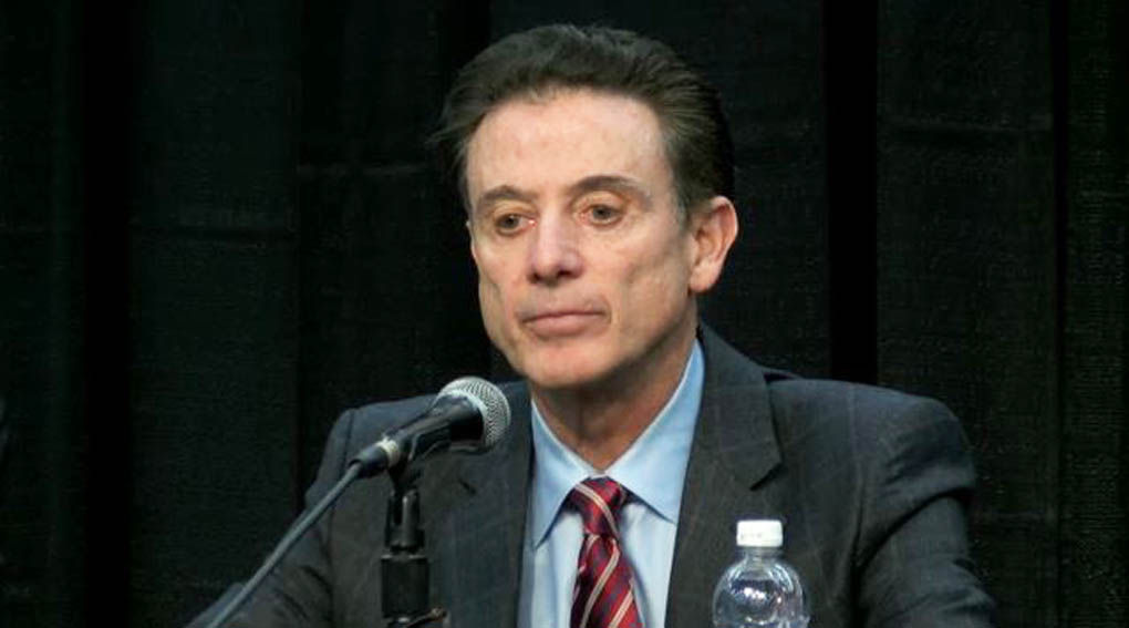 Louisville coach Rich Pitino shocked by allegations against certain college basketball coaches